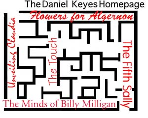 The Official Daniel                         Keyes Homepage